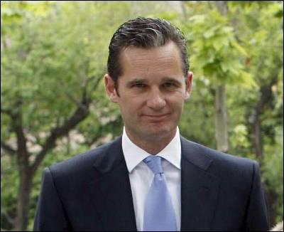 El duque de Palma Iñaki Urdangarín. EFE/Archivo
