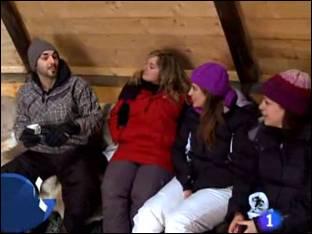 TVE repone 'Españoles en Laponia'