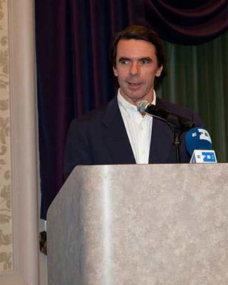 El expresidente del Gobierno español José María Aznar. EFE/Pablo Blazquez