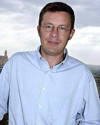 Fotografía de archivo de 2005 del periodista del diario 'El Mundo' Javier Espinosa. -