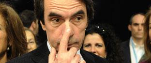 Los espías se burlan de Aznar y de sus ideas
