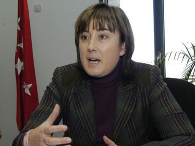 Patricia Flores.