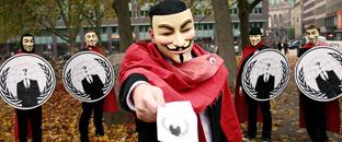 Stratfor llegó a preguntarse si Anonymous existía