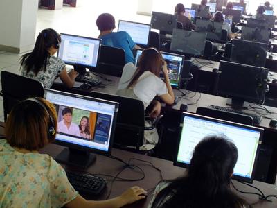 La explosión de internet en los países asiáticos demanda nuevas direcciones IP disponibles.-AFP