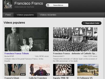 Imagen del portal de Youtube