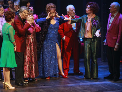 'Follies' El Musical