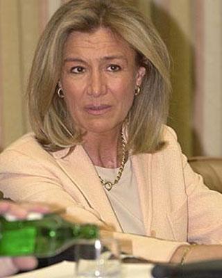 Pilar Valiente, jefa adjunta de la ONIF. EFE
