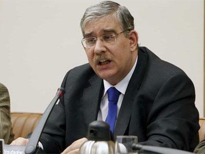El delegado del Gobierno para el Plan Nacional sobre Drogas, Francisco de Asís - EFE