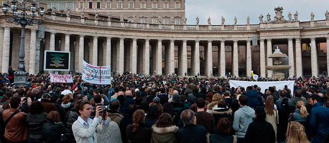 El Vaticano, en una imagen de archivo.