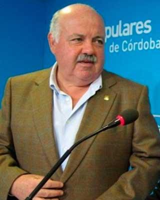 El portavoz del PP en la Comisión de Sanidad del Senado, Jesús Aguirre.
