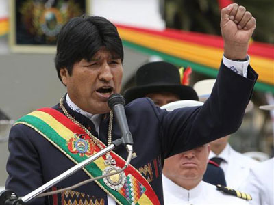 Bolivia will Nationalize one of the World's Largest Metal Reserves