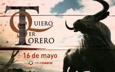 Detalle del vídeo de promocional de Telemadrid