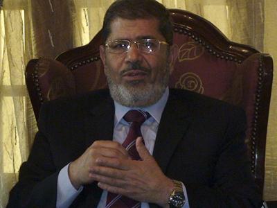El candidato de los Hermanos Musulmanes, Mohammed Mursi ha sido proclamado este domingo presidente de Egipto. EFE