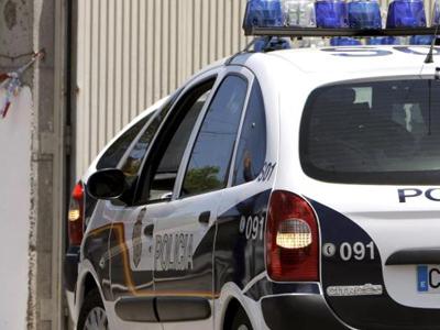 Coche patrulla de la Policía. EFE