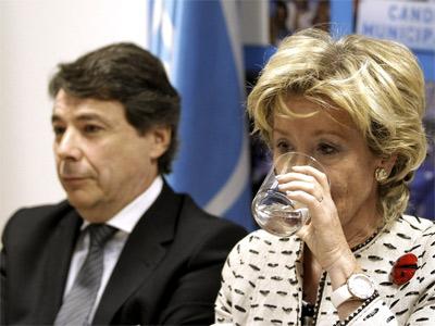Ignacio González y Aguirre, hace unos días. EFE