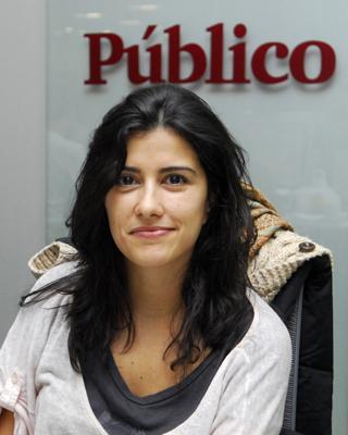 La periodista Olga Rodriguez.