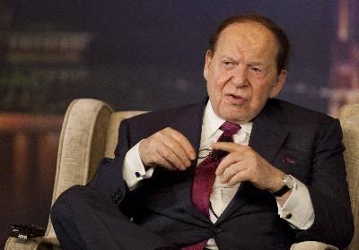 El multimillonario Sheldon Adelson - EFE