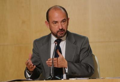 Imagen de archivo del vicealcalde de Madrid, Miguel Ángel Villanueva.