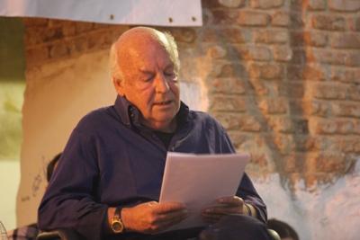 Eduardo Galeano en La Tabacalera [video]