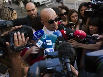 El juez José Manuel Gómez Benítez. EFE/ Susana Vera