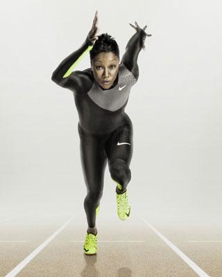 El nuevo traje que ha diseñado Nike para los atletas estadounidenses.