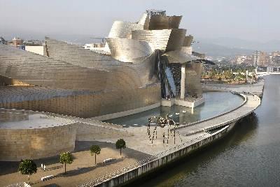 Vista del Museo Guggenheim Bilbao. EFE/ArchivoEFE