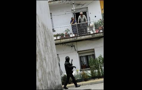 Los habitantes de Ciñera están 'muy crispados' por los enfrentamientos dentro del pueblo - REUTERS