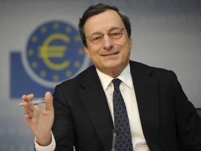 Mario Draghi, presidente del BCE, en una imagen de archivo.