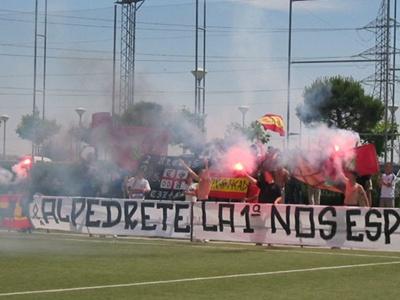 PSOE, IU y otras organizaciones de izquierda han denunciado en varias ocasiones las agresiones y amenazas de estos grupos neonazis.