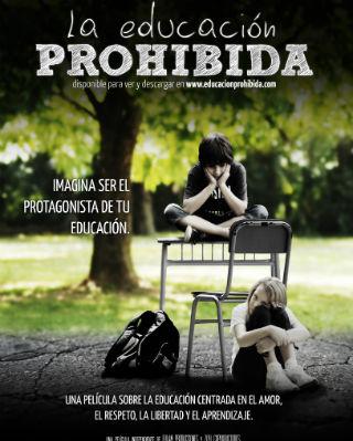 'La educación prohibida' parte de la preocupación por el futuro de la Educación de un grupo de estudiantes de Comunicación Audiovisual.
