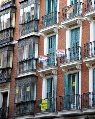 La banca 39 saca brillo 39 a los pisos del fondo de alquiler - Pisos de bankia en madrid ...