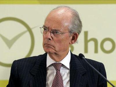 Ignacio Buqueras, presidente de la Comisión Nacional para la Racionalización de los Horarios Españoles. EFE