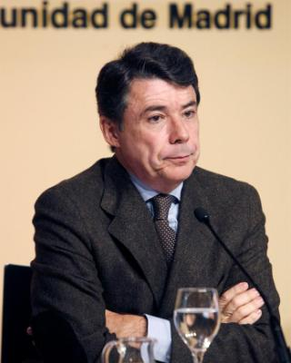 Ignacio González, ahora presidente en funciones de la Comunidad de Madrid.