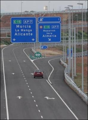 La autopista necesita refinanciar una deuda de 550 millones.