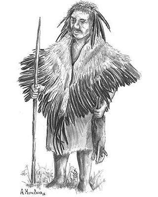 Un estudio del CSIC indica que los neandertales usaban las grandes plumas con fines ornamentales como algunos indígenas actuales.