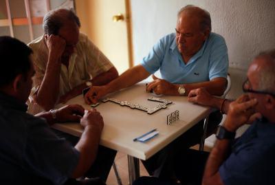 Cerca de nueve millones de personas cobran una pensión en España.