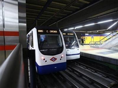 Habrá paros en Metro el 29 de septiembre y el 1 de octubre. EP