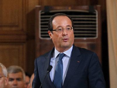 El presidente francés François Hollande. EFE/ Pierre Verdy