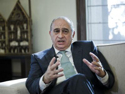 El ministro del Interior, Jorge Fernández Díaz/EFE