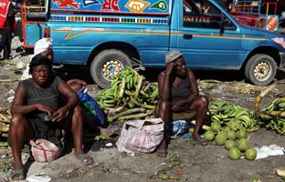 Haití tiene a día de hoy 400.000 refugiados.