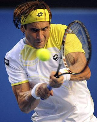 Ferrer se mide ante Nishikori por octavos en Melbourne.(EFE)