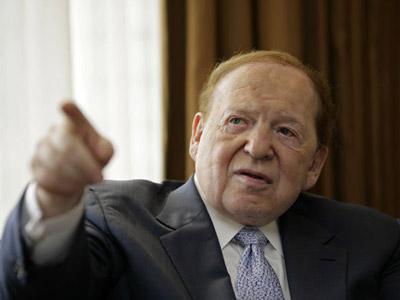 El magnate estadounidense, Sheldon Adelnson, es el propietario del macrocomplejo de Eurovegas.