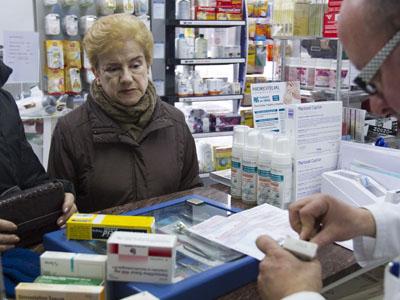 El Constitucional suspenderá esta semana el euro por receta en Madrid.