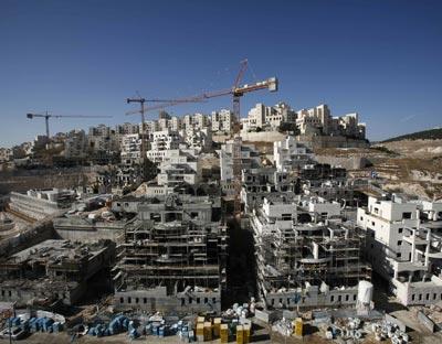Israel comete crimenes de guerra con sus colonias