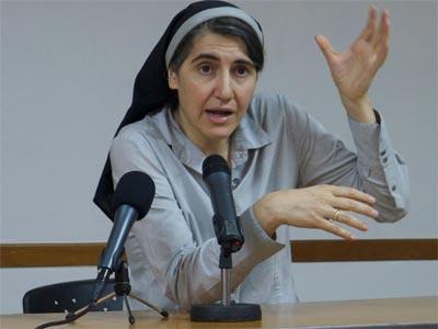 La monja Teresa Forcades.