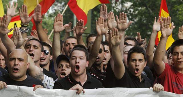 Este 12 de octubre, Día de la Hispanidad, hay convocadas diversas manifestaciones de extrema derecha.