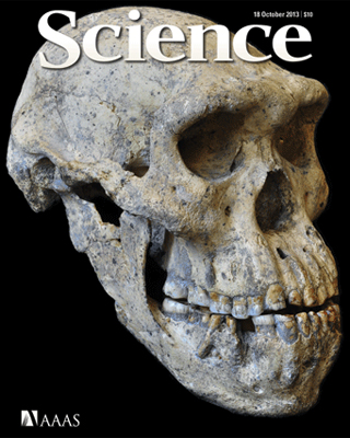 Portada de la revista 'Science'.