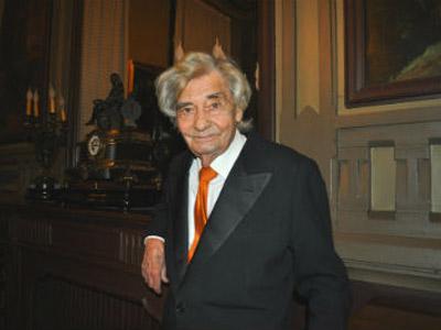 El filósofo Carlos París.
