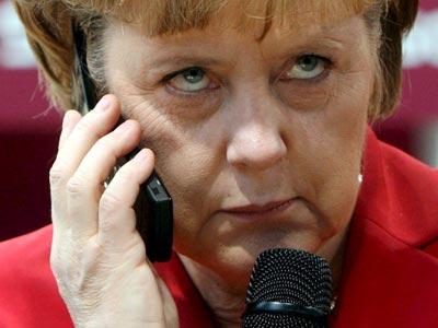 La canciller alemana Angela Merkel, en una foto de archivo de 2008. EFE/Kay Nietfeld