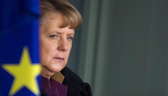 La canciller alemana Angela Merkel en una imagen de archivo